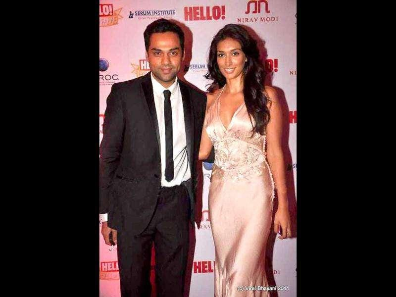 Abhay Deol was titled Most Stylish Man of the Year.