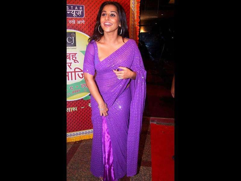 Vidya will be seen getting intimate with co-stars Tusshar Kapoor, Naseeruddin Shah and Emraan Hashmi in The Dirty Picture.