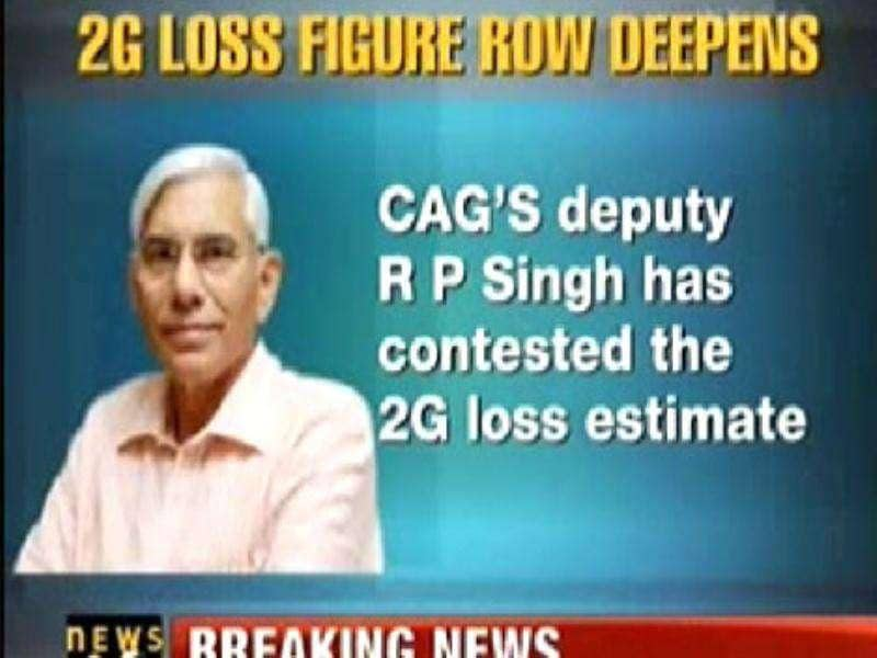 2G scam: CAG to explain loss figures before JPC