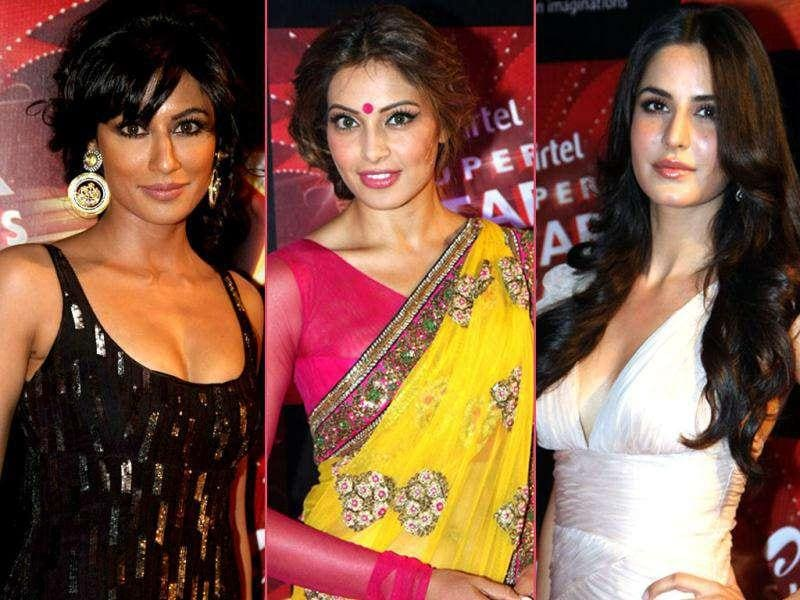 From Katrina's radiance and Bipasha's beauty to the ladies in black, Chitrangada and Sonakshi, the Airtel Superstar Awards 2011 was definitely a glittering event. Here're the ladies on the red carpet.