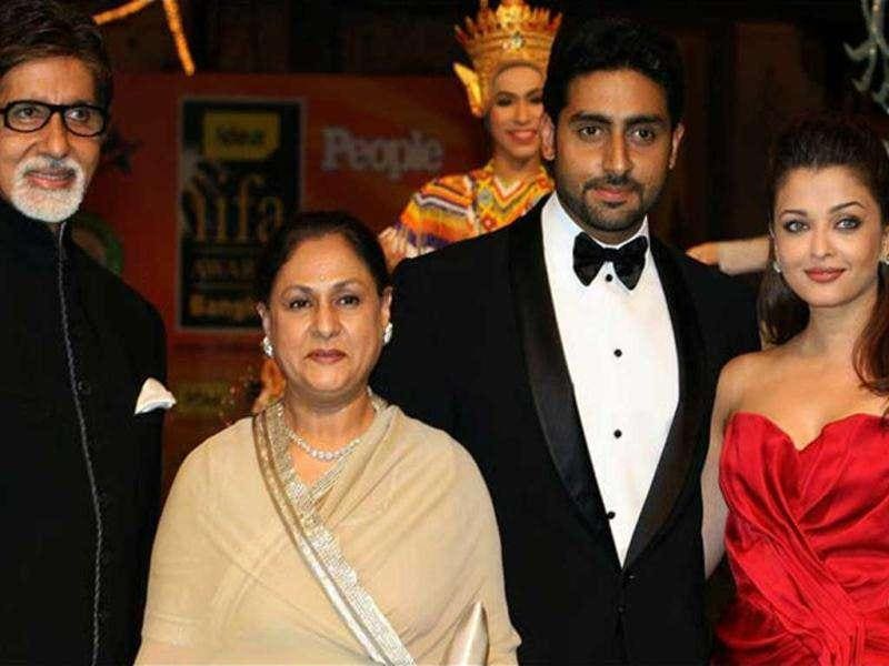 The Bachchans are on cloud nine as the family is blessed with a baby girl.