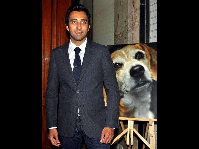 Rahul Khanna who also supported for the cause, was seen at the ceremony.