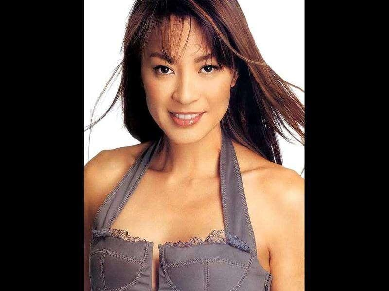 Malaysian-Chinese actor, Michelle Yeoh.