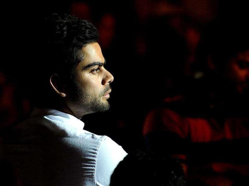 Virat Kohli, Indian cricketer and recipient of the