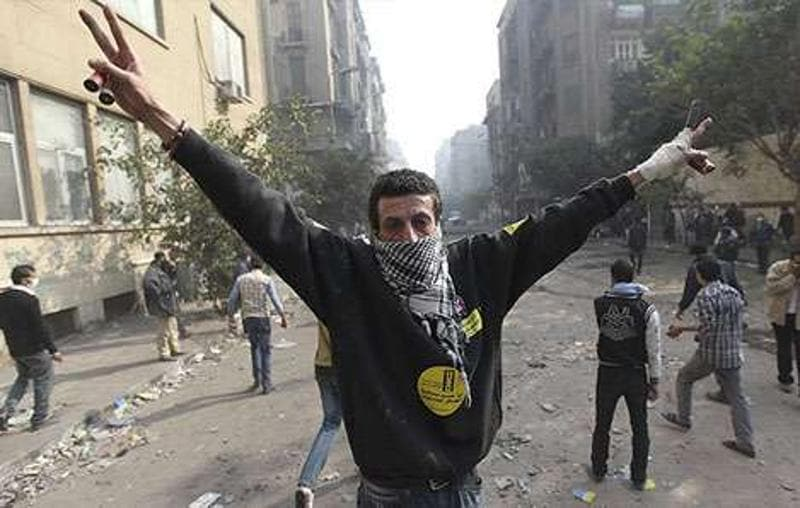 Military concedes but Egypt burns