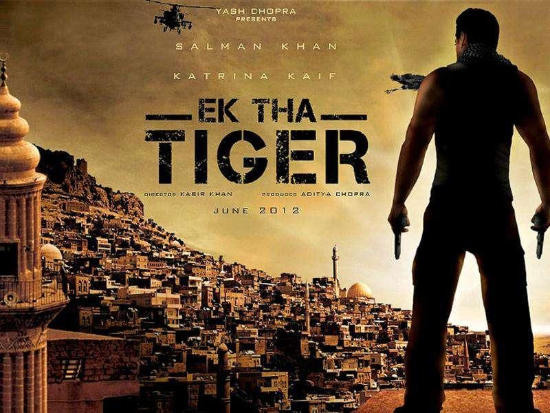 Ex-lovers Salman and Katrina will reunite in Ek Tha Tiger.