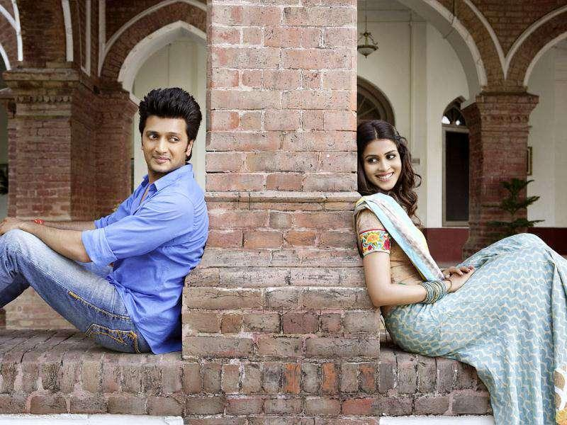 Lovebirds Genelia and Riteish would be back on silver screen with Tere Naal Ishq Ho Gaya.