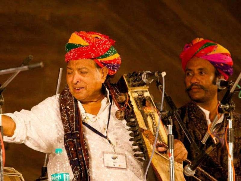 The music fraternity faced yet another loss as renowned singer and sarangi player Ustad Sultan Khan breathed his last this afternoon. Here's a look at Padma Bhushan awardee's journey.