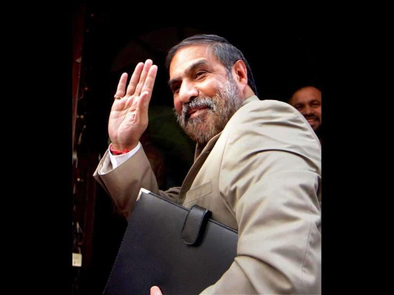 Former union minister Anand Sharma will be the new chairman of the All India Congress Committee (AICC) communications department.