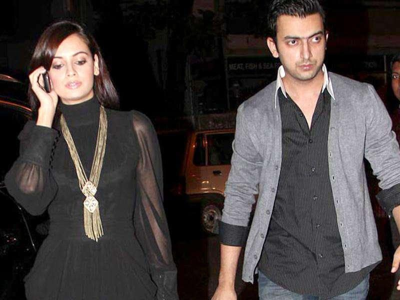 Dia Mirza and beau Sahil have announced they're in love and intend to tie the knot soon.