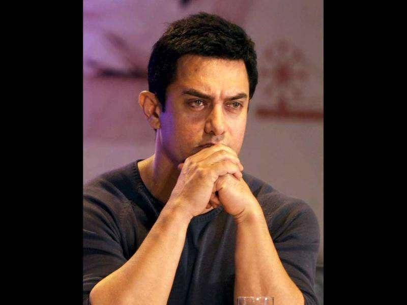 As a representative of UNICEF, Aamir will build on his personal interest in children's issues to support UNICEF's mission to ensure every child in the country survives and thrives. (AP)
