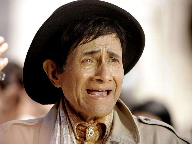 Bollywood romantic hero and fashion icon Dev Anand died of a cardiac arrest at the age of 88.