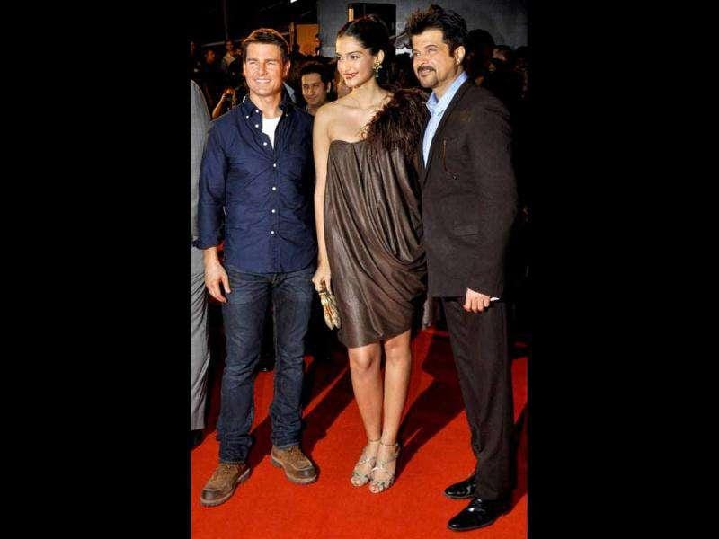 B-town was in full attendance at the special screening of Mission Impossible: Ghost Protocol in Mumbai. From Tom Cruise and Anil Kapoor to Sonam Kapoor and Abhishek Bachchan, catch all the stars here!