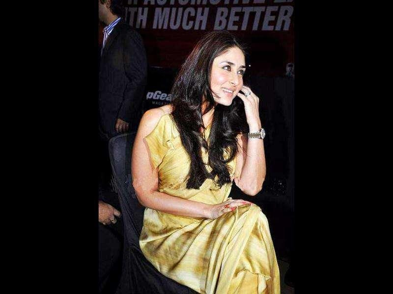 Bebo is said to be the highest paid actor after Aishwarya Rai Bachchan.