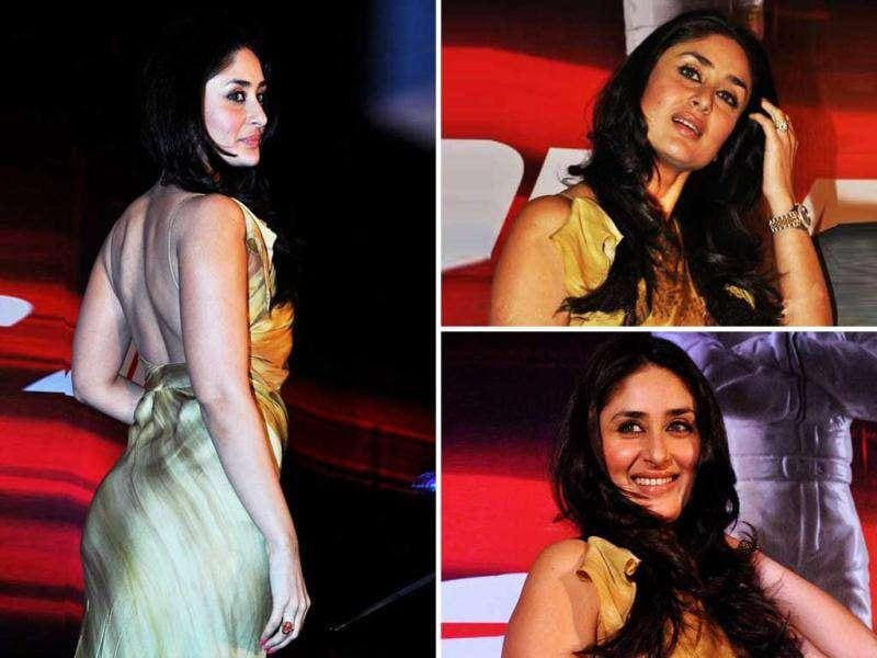 With Heroine in her kitty, Kareena Kapoor is glowing like a million stars. The actor recently sparkled in a draped gown which showed off her curvacious body at the Top Gear Awards.