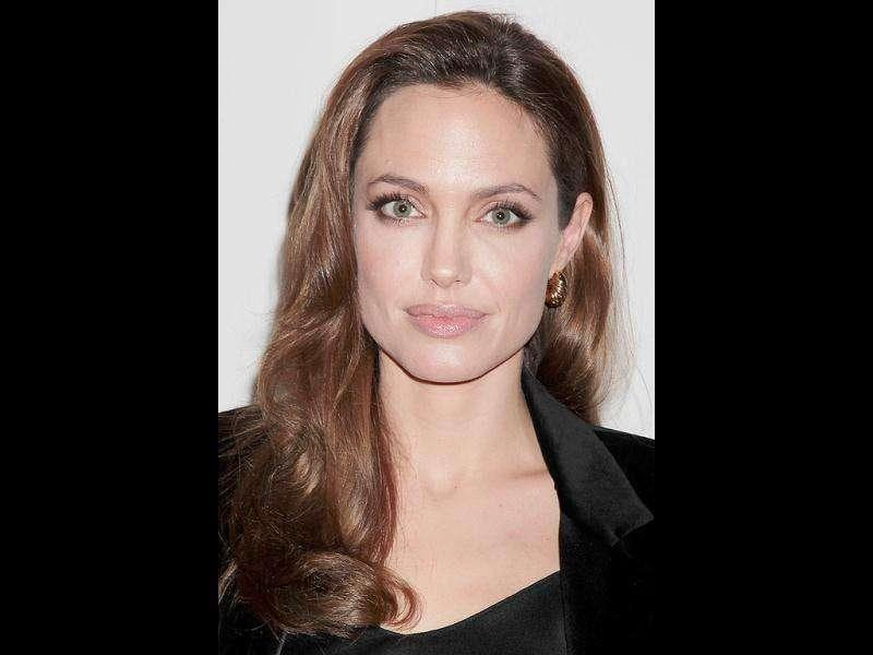 Angelina has also written the script for the film. (Reuters)