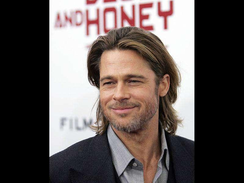Hollywood actor Brad Pitt (Reuters)