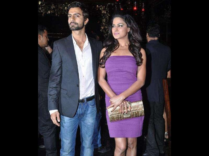 Veena has been in news for her on-off relationship with Ashmit Patel.