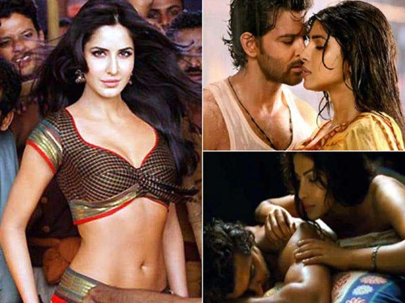Karan Johar's Agneepath is expected to be bigger than the original with Hrithik Roshan, Priyanka Chopra in the lead and Sanjay Dutt, Rishi Kapoor in negative avatars. If that wasn't enough, Katrina has done a sizzling number Chikni Chameli.