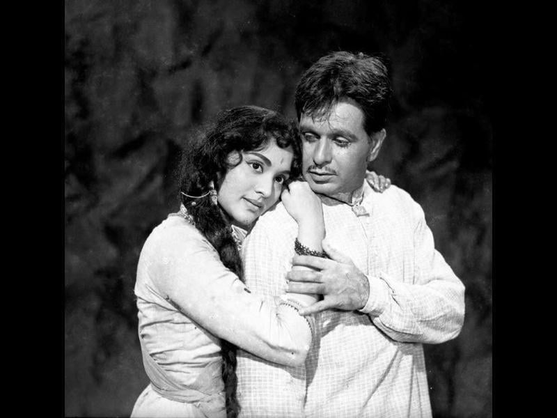 Gunga Jamuna (1961) is a dacoit drama, produced by Dilip Kumar and directed by Nitin Bose. The film stars Dilip Kumar and Vyjayanthimala in the lead.