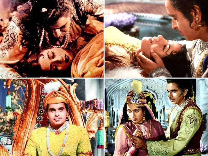 Mughal-e-Azam was a landmark film for everyone involved in the project. Directed by K Asif, the film captured the romance of Salim (Dilip Kumar) and Anarkali (Madhubala).