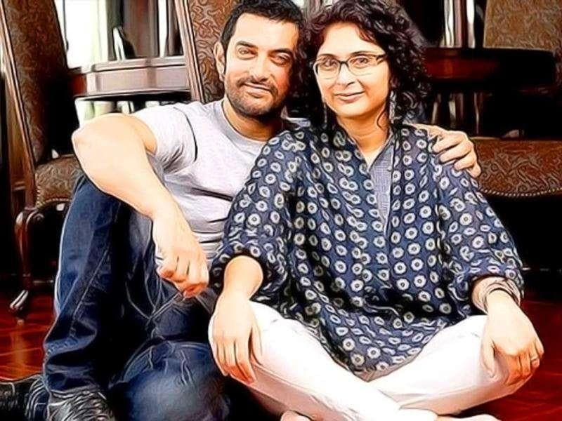 Kiran Rao has had her first baby with Aamir Khan on December 1 through IVF. The couple have named him Azad Rao Khan.