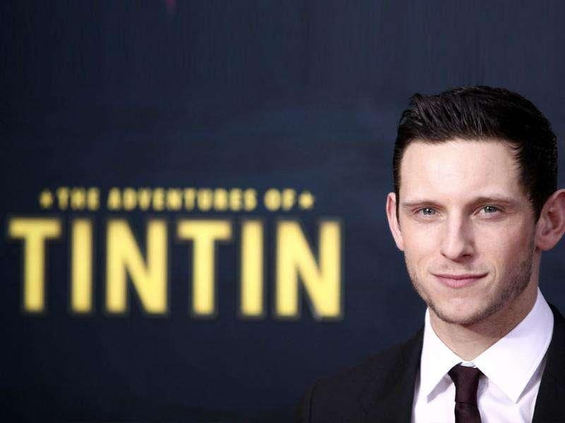 Actor Jamie Bell arrives for the premiere of the movie The Adventures of Tintin in New York. The movie will open in the US on December 21. Reuters/Carlo Allegri