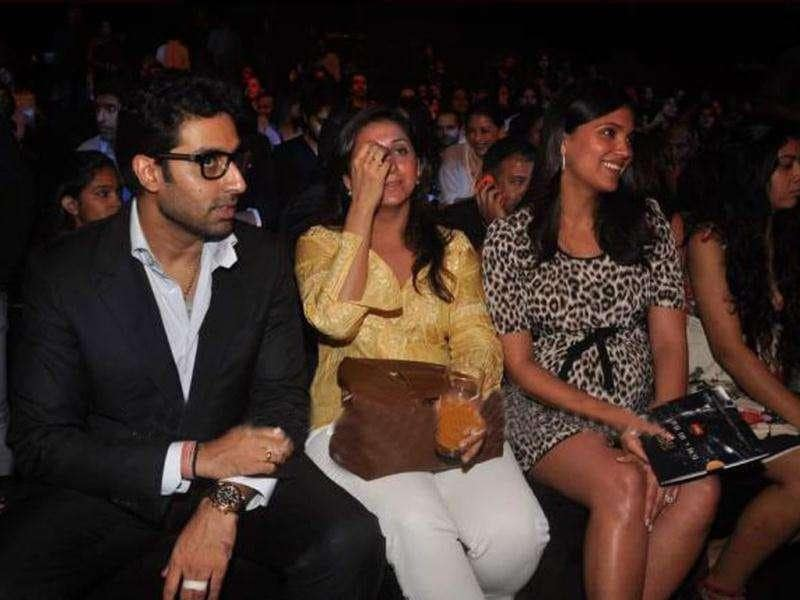 The event was attended by Abhishek Bachchan,Imtiaz Ali, Jaya Bachchan, Siddharth Mallya, Mandira Bedi, Aftab Shivdasani, and several others.