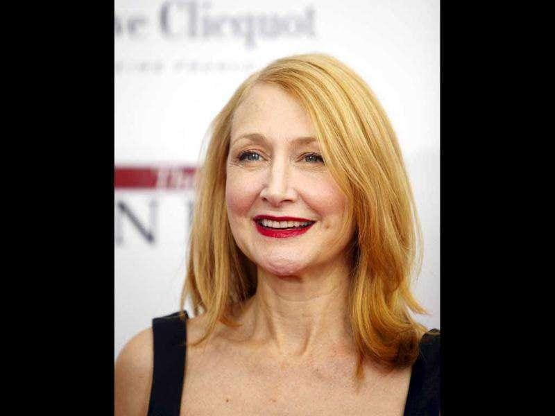 Actor Patricia Clarkson was also present at the premiere. (Reuters)