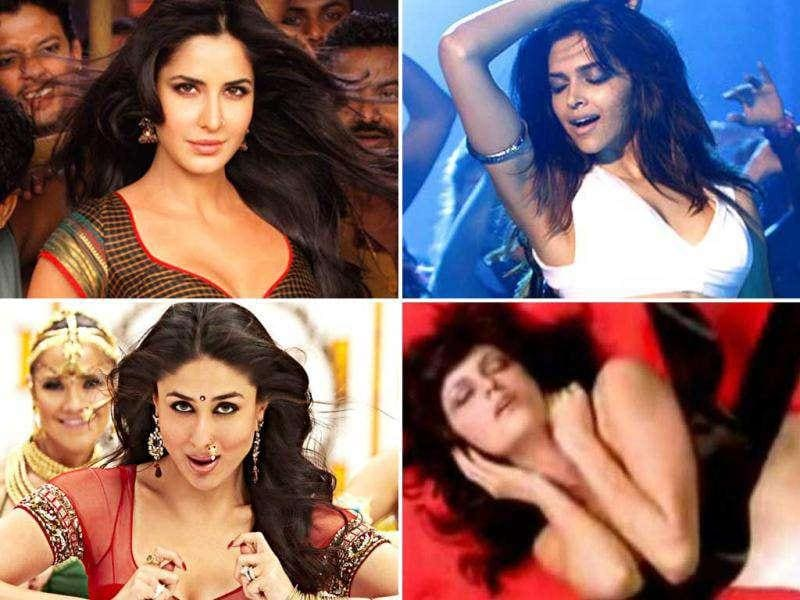 While Katrina Kaif's Chikni Chameli has just hit the web, 2011 had its share of item numbers that made their mark. But did they re-create the magic of Munni or Sheila? Check out for yourself.