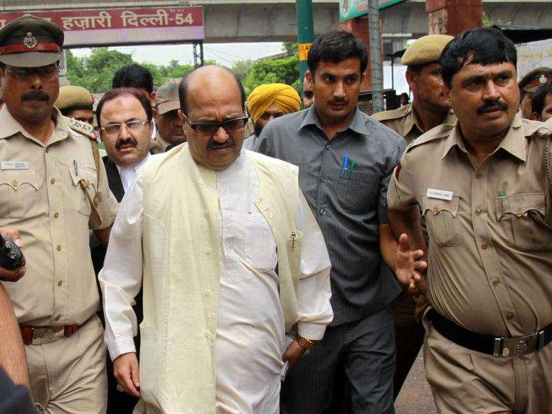 The Rajya Sabha MP and former SP leader Amar Singh was arrested on September 6 for alleged involvement in the 2008 cash-for-votes scandal.