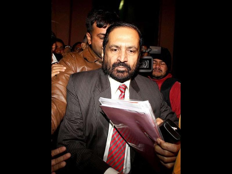 Lok Sabha MP and former Commonwealth Games (CWG) Organising Committee (OC) chief Suresh Kalmadi was arrested on April 25 in connection with alleged irregularities in the contracts awarded for the 2010 mega event.