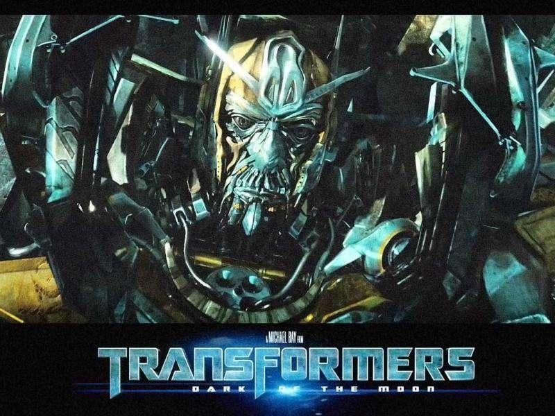 Transformers: Dark of the Moon: Worldwide box office: $1.1 billionThe third in director Michael Bay's Transformers series was the highest-earning film in the franchise, with 68 percent of the revenues coming from international markets.