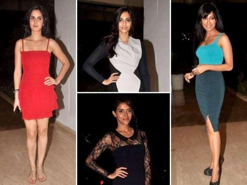 From Big B to Salman Khan, from Katrina Kaif to Sonam Kapoor, and from Sridevi to Sania Mirza, all of B-Town was present at director-choreographer Farah Khan's housewarming party. Check out actors at their fashionable best.