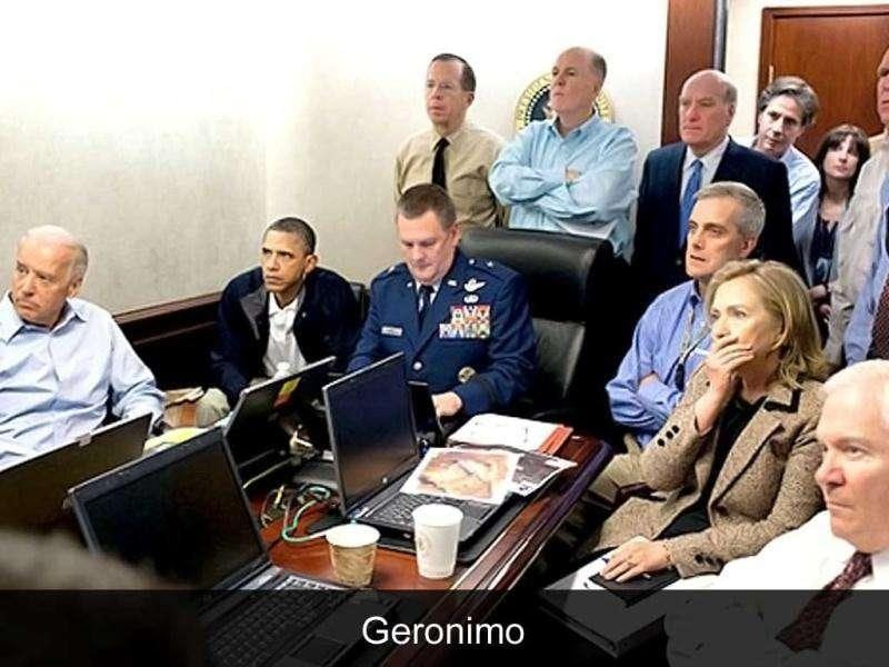 Operation Geronimo: The code name given to the raid orchestrated by the United States Special Forces against al Qaeda leader Osama bin Laden in the city of Abbottabad, Pakistan. 'Geronimo EKIA' was the terse message that US President Barack Obama was waiting to hear anxiously on May 2, 2011, meaning that bin Laden had been killed.
