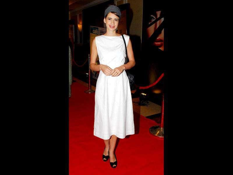 Kalki's summer dress proves she truly deserved the title of Most Stylish. (Photo: Prodip Guha)