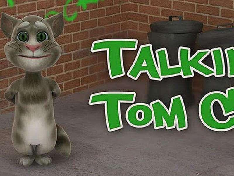 Talking Tom Cat by Outfit7