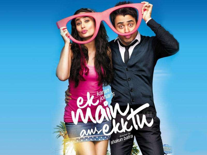 Ek Main Aur Ekk Tu trailer is creating quite a buzz. The trailer begins with Imran and Kareena sitting in an attorney's office to get divorce.