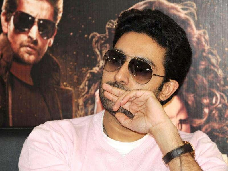 Actor Abhishek Bachchan during the event.