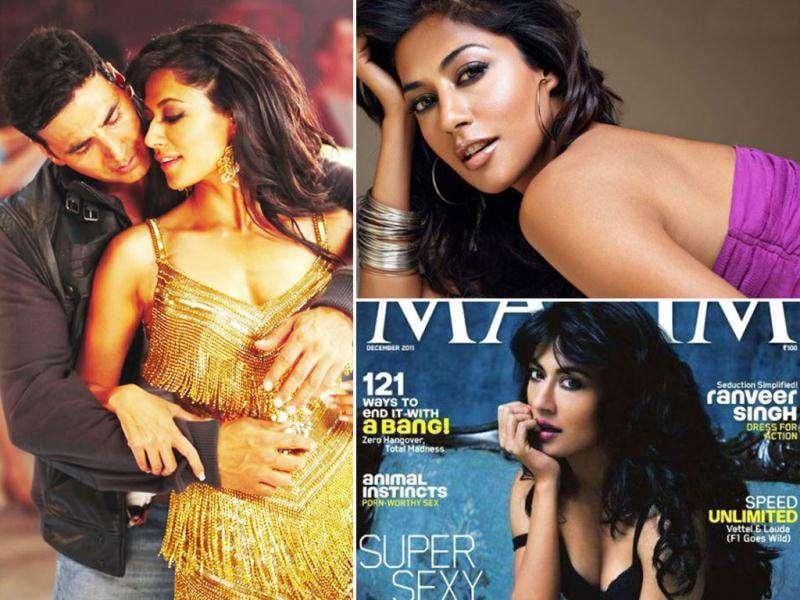 Chitrangda Singh, thinking man's sex symbol: She has shed her girl-next-door image with Sudhir Mishra's Ye Saali Zindagi and delved into mainstream masala genre with Desi Boyz. She became the covergirl for Maxim too!