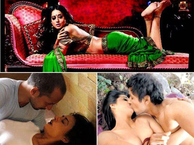 Mahie Gill, raw sex symbol: Starting off her career with Anurag Kashyap's Dev D, Mahie Gill showed her bolder side in Sahib Biwi Aur Gangster and Not A Love Story this year.