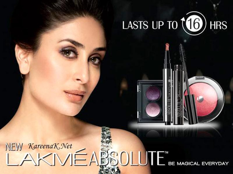 Kareena Kapoor recently shot for Lakme's new ad.