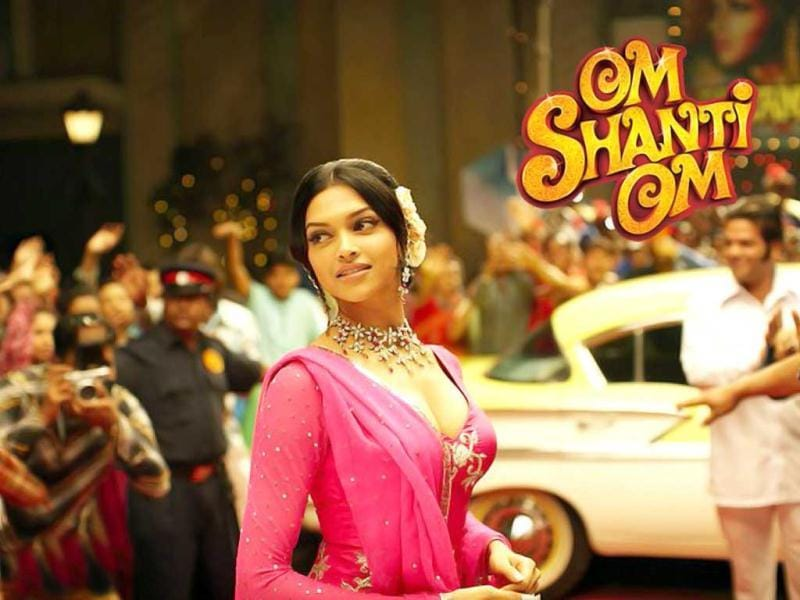 The following year, she made her Bollywood debut in Om Shanti Om opposite Shah Rukh Khan, which also earned her the Filmfare Best Female Debut Award.