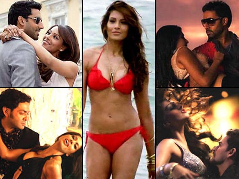 Abbas-Mustan's crime-thriller Players, official remake of American film The Italian Job, is a stylish film with bikini babes and hot men. The film features Sonam Kapoor, Bipasha Basu, Abhishek Bachchan, Neil Nitin Mukesh and Bobby Deol.