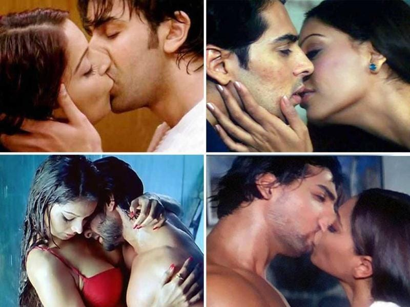 Bipasha Basu is comfortable with her sexuality and doesn't mind getting steamy on screen if the scene demands. Here's a look at her boldest B-Town moments.
