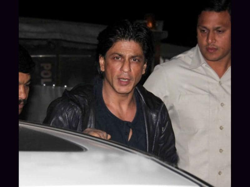 King Khan is back to rule the world with his charm.