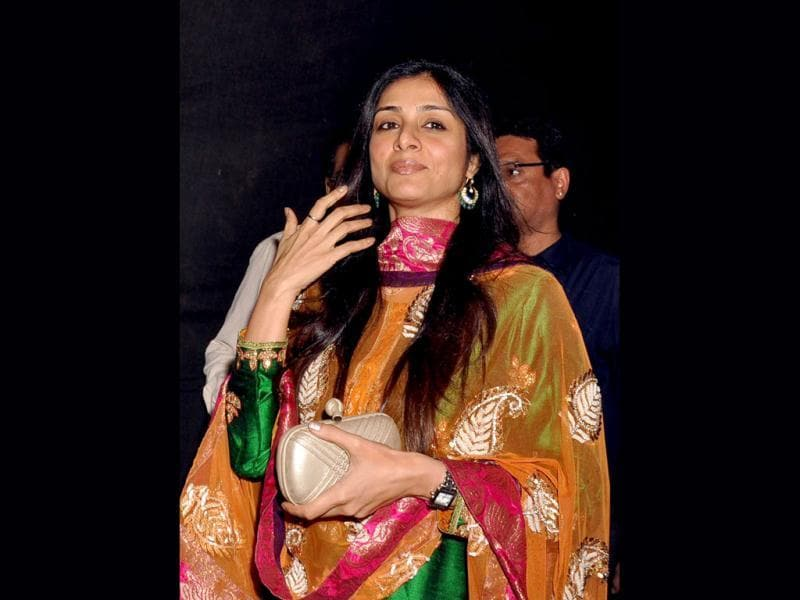 Where's the Maachis girl these days?: Tabu has been making fashion faux-pas at recent events.