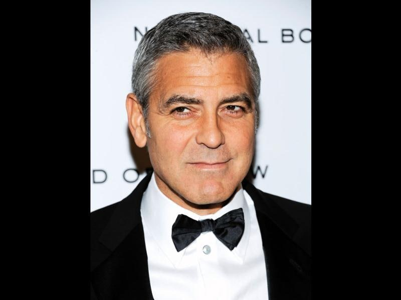 George Clooney won the best actor award for The Descendants. Clooney played the role of a Honolulu-based lawyer in the comedy-drama.