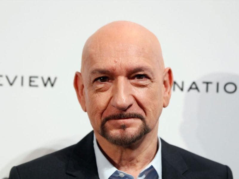 Actor Ben Kingsley arrives for the National Board of Review Awards Gala. The year saw only one release Hugo for the actor who worked in Teen Patti last year with Amitabh Bachchan. (Reuters)