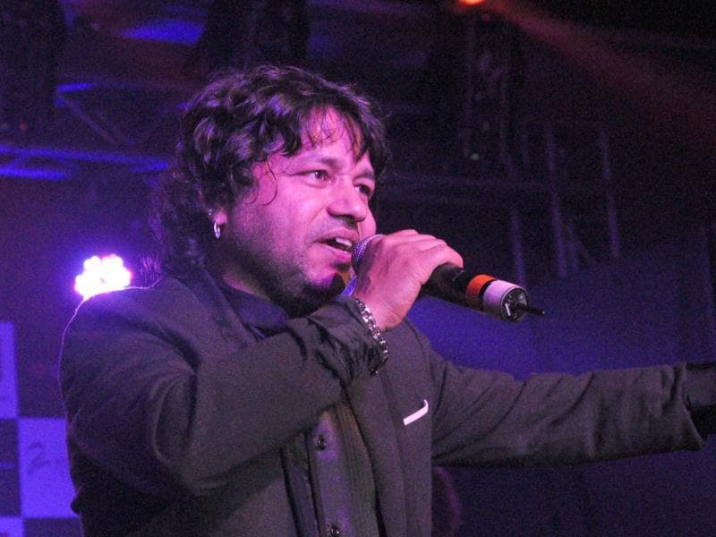 The event witnessed a live performance by Kailash Kher.